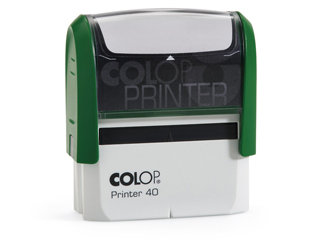 Colop PR IQ 40 bélyegző, 23x59 mm - 6000 Ft - Bélyegző készítés Miskolc -